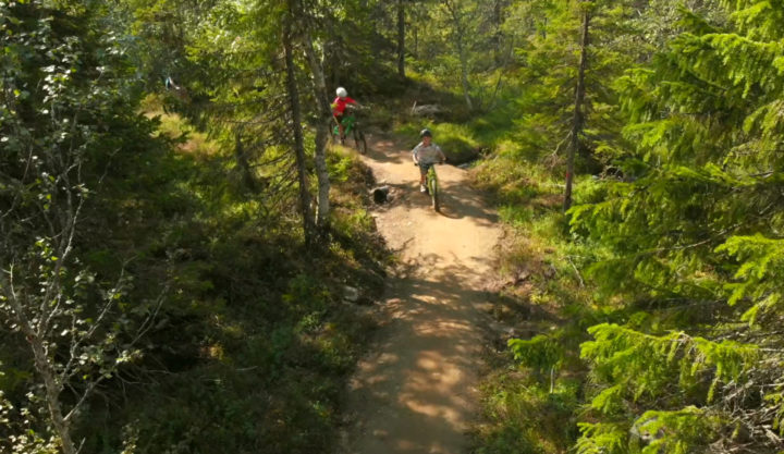 Xc mtb in åre at its best!