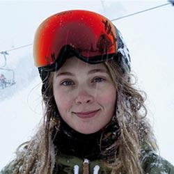 Jenny Ryden jobbar som Åreguide med skoter och cykelguidning. Jenny är utbildad vildmarksguide på Campus Åre
